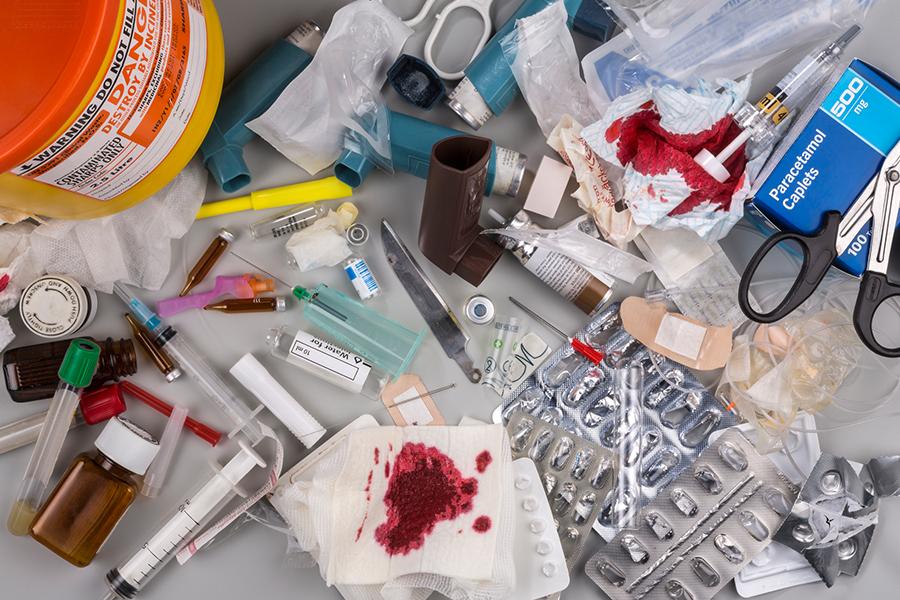 医療用廃棄物